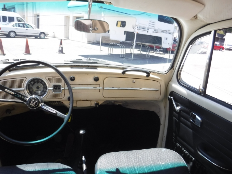 Volkswagen Bug 1967 price $7,850