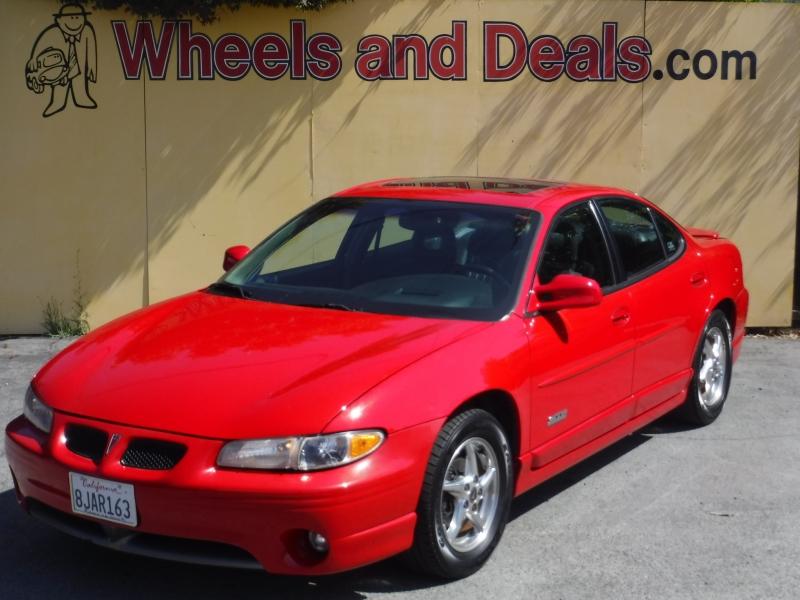 Pontiac Grand Prix 2000 price $5,650