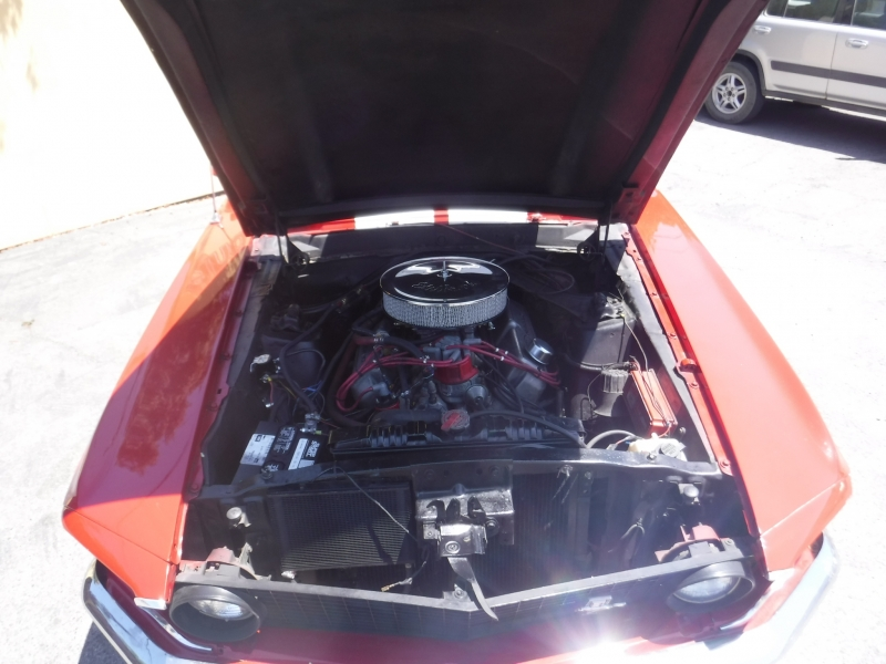 Ford Mustang 1969 price $22,500