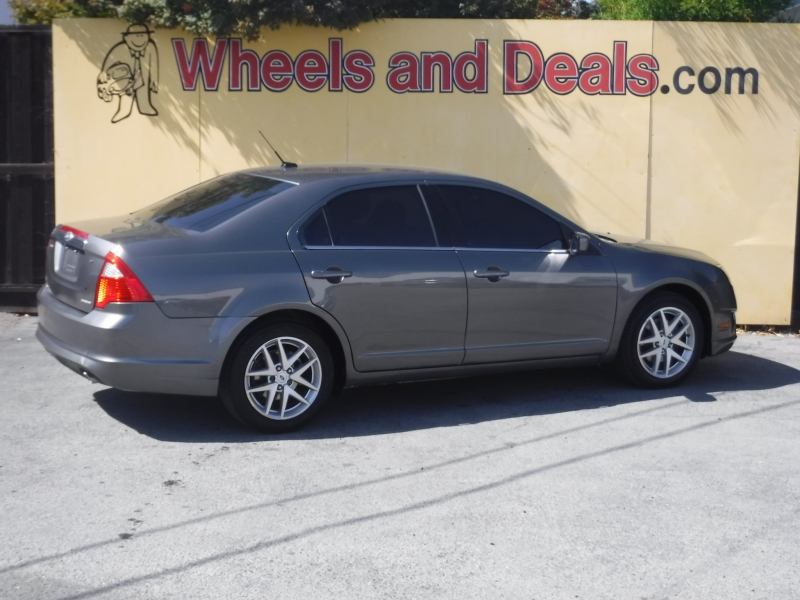 Ford Fusion 2011 price $7,600