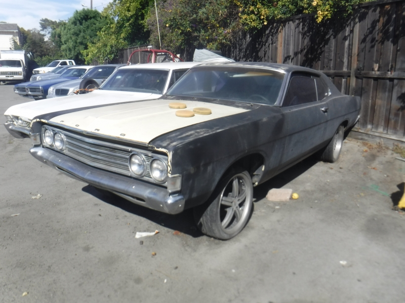 Ford Torino 1968 price Call for Pricing.