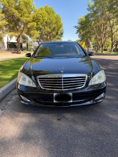 Mercedes-Benz S-Class 2007 price $8,995