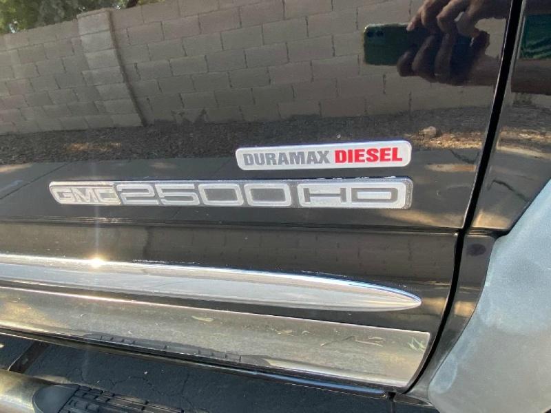 GMC Sierra 2500 Duramax / Diesel 2005 price $11,995
