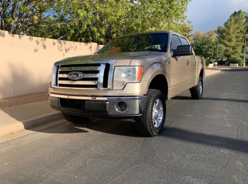Ford F-150 XL 4WD 2011 price $11,995