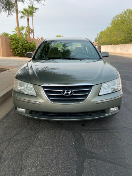 Hyundai Sonata Limited 2009 price $3,995