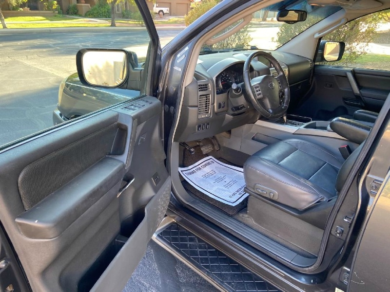 Nissan Armada SE 4WD 2005 price $5,995