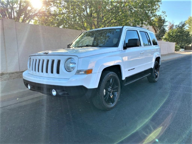 Jeep Patriot Sport 2014 price $7,995