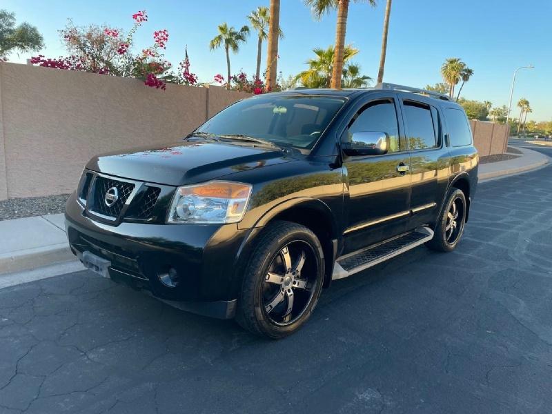 Nissan Armada SV 2012 price $10,995