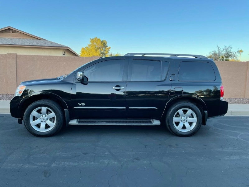 Nissan Armada LE 2008 price $6,995