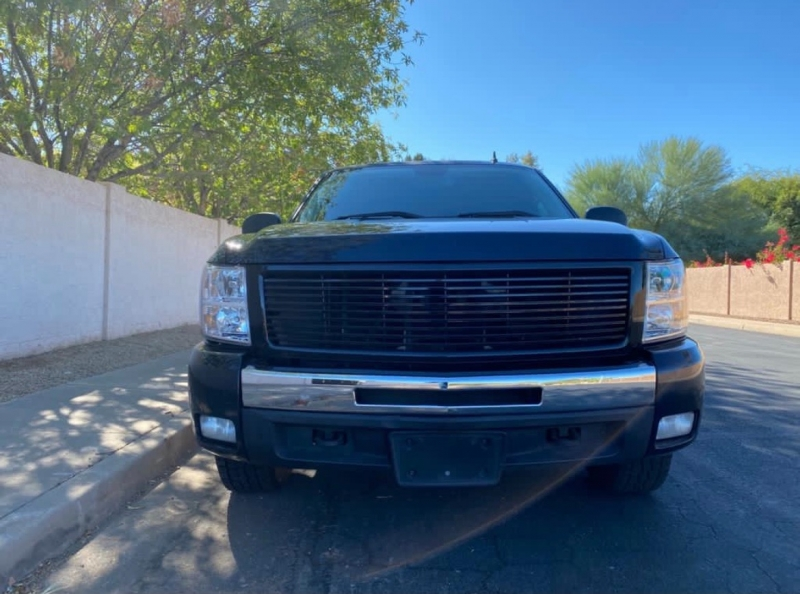 Chevrolet Silverado 1500 LT 2007 price $9,995