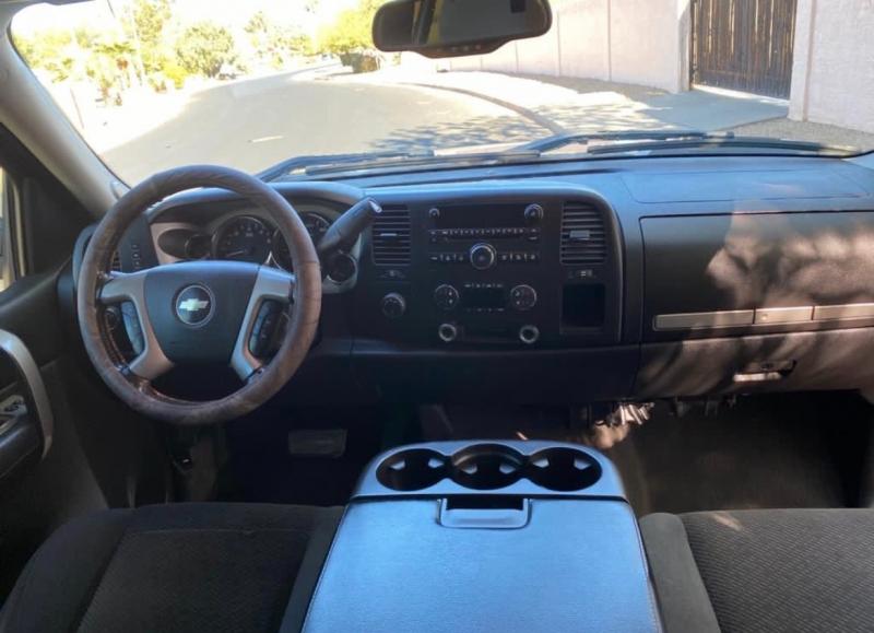 Chevrolet Silverado 1500 LT 2007 price $10,995