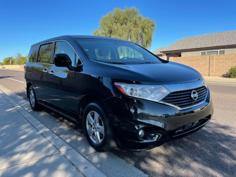 Nissan Quest SV 2015 price $10,995