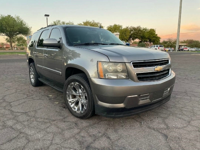 Chevrolet Taho LTZ 2007 price $6,995