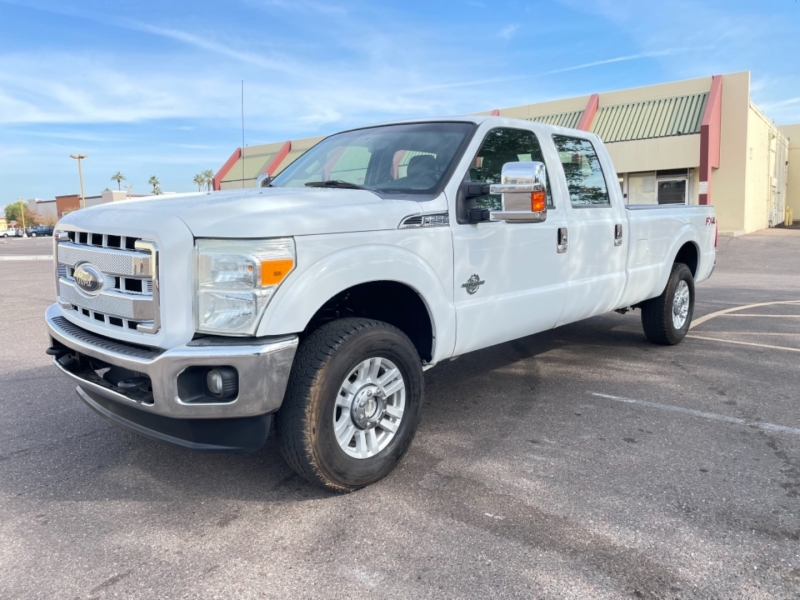 Ford Super Duty F-250 2012 price $26,995