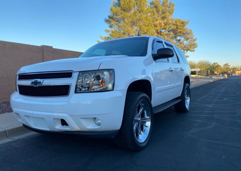 Chevrolet Tahoe 1500 LS 2007 price $8,995