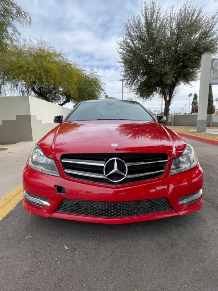 Mercedes-Benz C250 Sport 2013 price $8,995