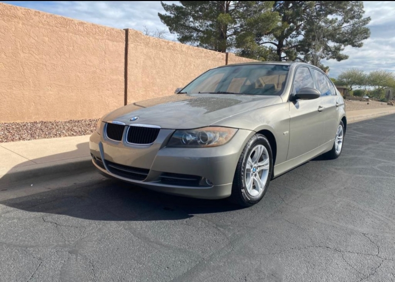 BMW 328i SULEV 2008 price $5,995