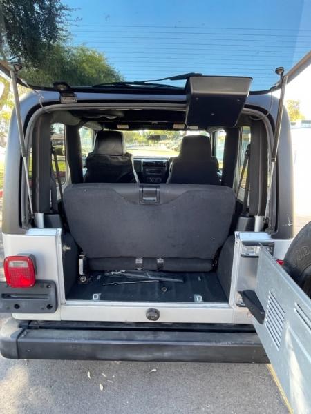 Jeep Wrangler Sport (Right Hand Drive) 2006 price $11,995