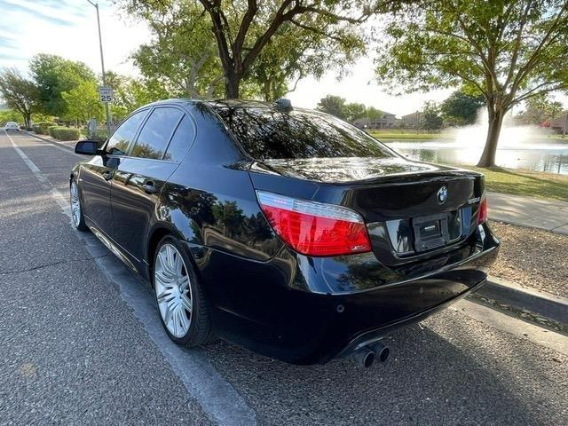 BMW 550i 2008 price $10,995