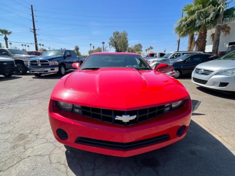 Chevrolet Camaro 2LS 2012 price $10,995