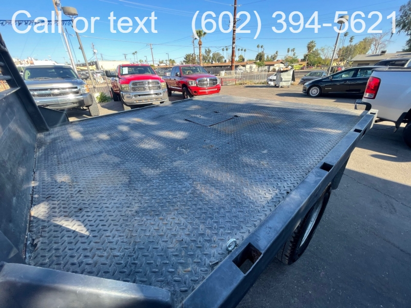 Ford F350 Super Duty XL Flat Bed Dually 2007 price $12,995