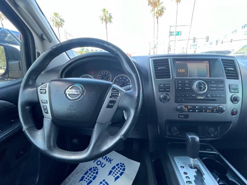 Nissan Armada SV 2013 price $10,995