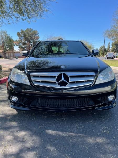 Mercedes-Benz C-300 LUXURY 2009 price $6,995
