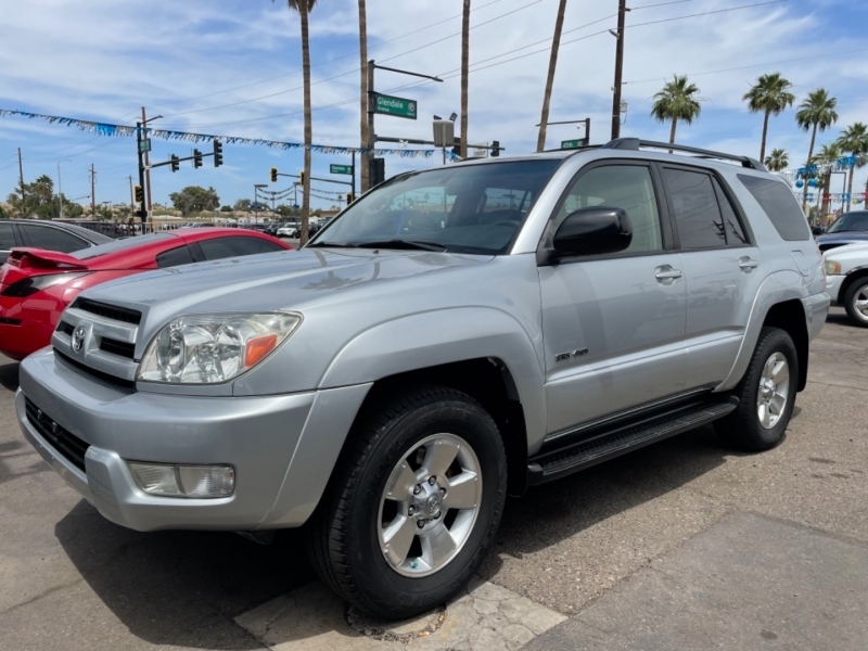 Toyota 4Runner SR5 (4*4 With Center Lock Differential ) 2004 price $10,995