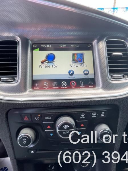Dodge Charger R/T V8 2012 price $11,995