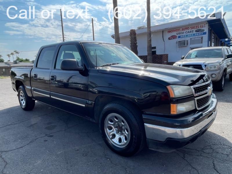 Chevrolet Silverado 1500 Classic LS 2007 price $9,995