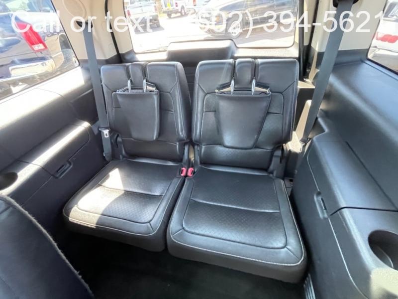 Ford Flex Limited AWD W/Ecoboost 2011 price $10,995