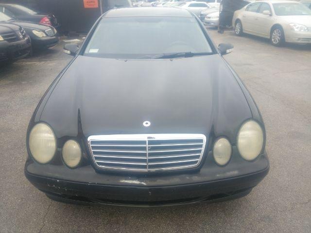 Mercedes-Benz CLK-Class 2002 price $1,999