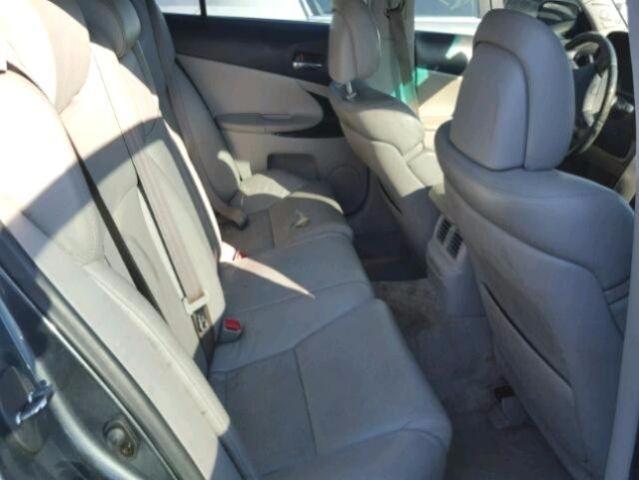 Lexus GS 2006 price $3,999