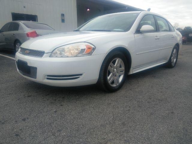 Chevrolet Impala 2013 price $3,999