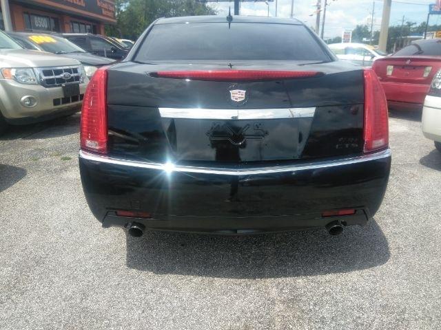Cadillac CTS 2008 price $4,999
