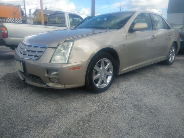 Cadillac STS 2007 price $2,999