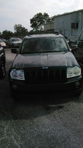 Jeep Grand Cherokee 2005 price $1,999