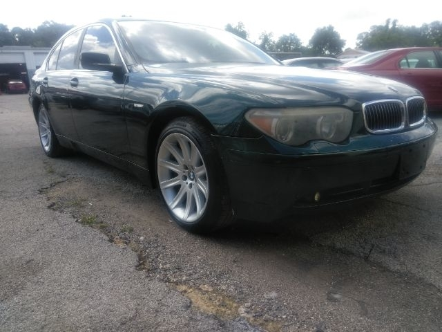 BMW 7-Series 2002 price $1,999