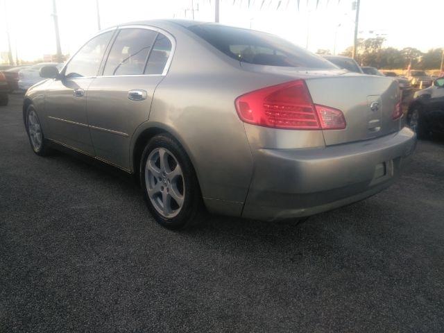 INFINITI G 2003 price $2,999