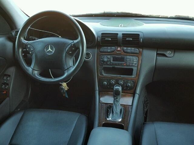 Mercedes-Benz C-Class 2003 price $3,999