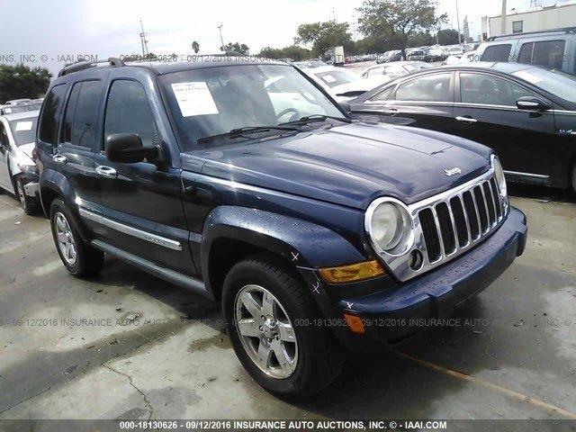 Jeep Liberty 2006 price $3,999