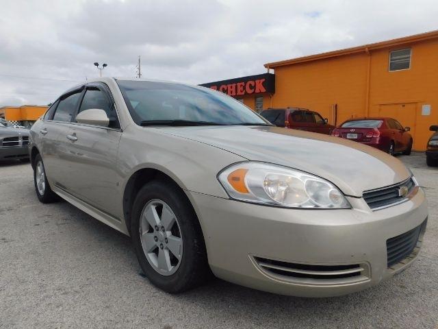 Chevrolet Impala 2009 price $2,999