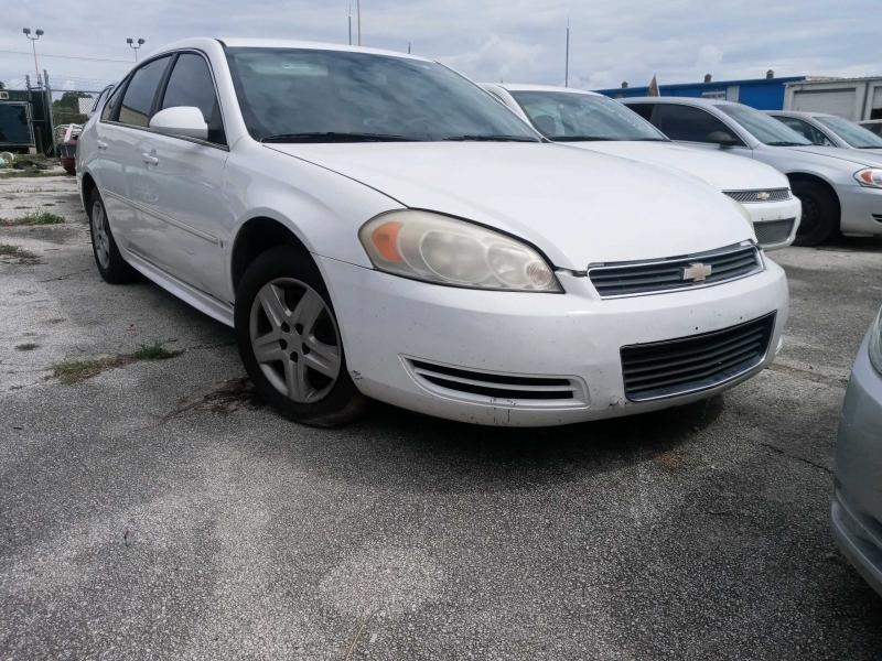Chevrolet Impala 2010 price $2,999