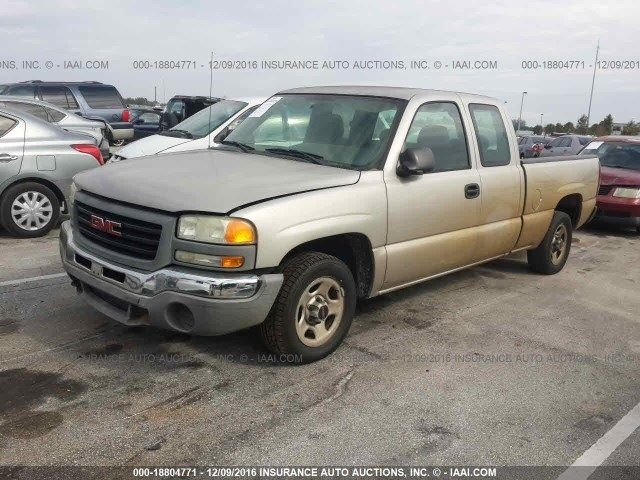GMC Sierra 1500 2004 price $3,999