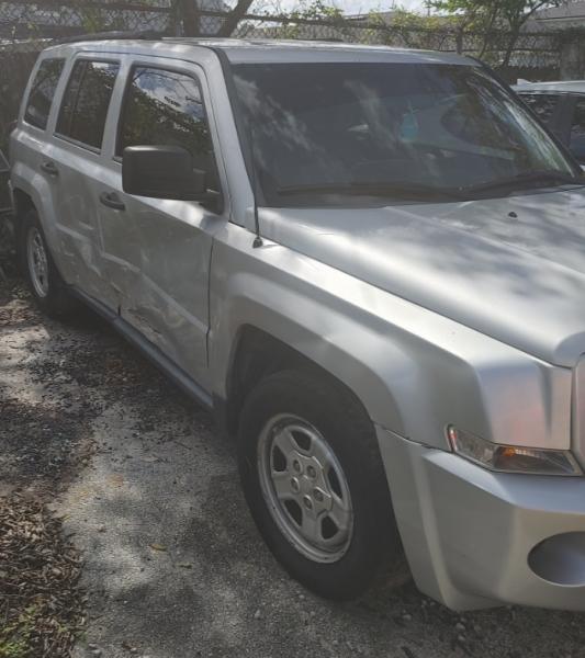 Jeep Patriot 2008 price $1,999