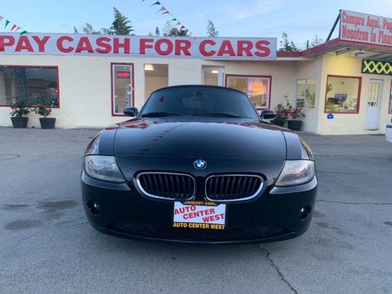 BMW Z4 2005 price $8,495