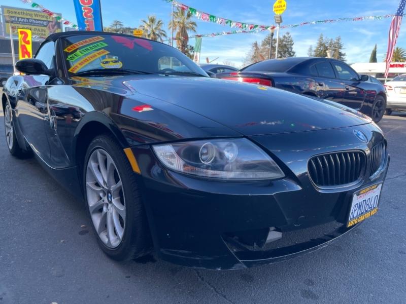BMW Z4 2007 price $9,495