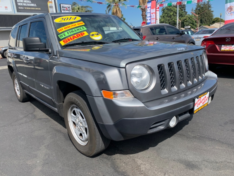 Jeep Patriot 2014 price $8,495