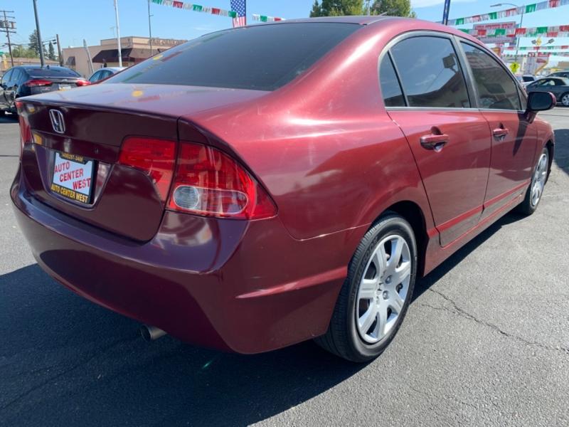 Honda Civic Sedan 2008 price $8,995