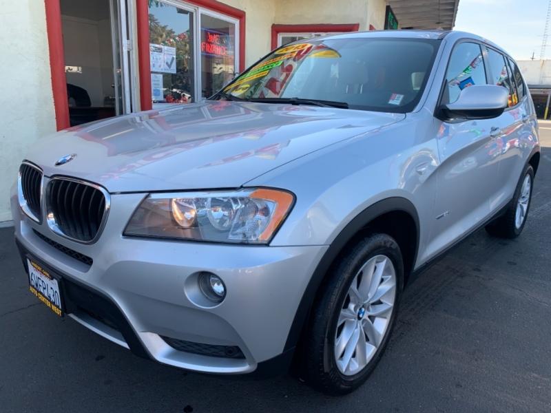 BMW X3 2013 price $11,495